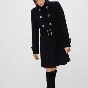 New Babaton Bromley Wool Black
